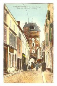 Saint-Jean-d´Angély  , France, 00-10s : La Grosse Horloge