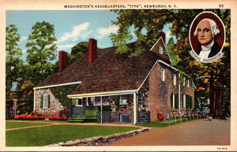 New York Newburgh Washington's Headquarters 1776