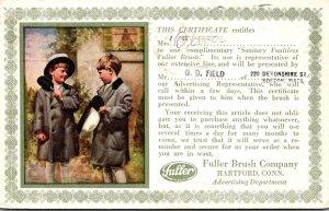 Connecticut Hartford Fuller Brush Company 1917