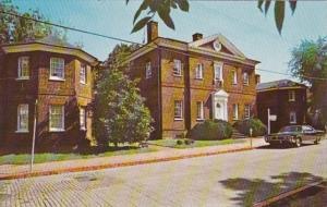Maryland Annapolis The Hammond-Harwood House