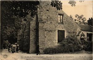 CPA Foret de Fontainebleau - Ruines de l'Abbaye de Franchard (617582)