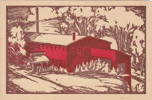 Old Red Mill , WILMINGTON , Vermont , 20-30s