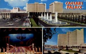 Caesar's Palace Hotel Las Vegas NV Unused