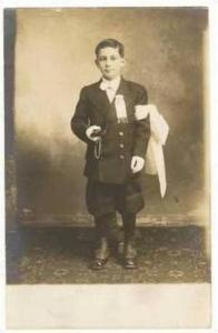 RP: Catholic First Communion Boy, 00-10s