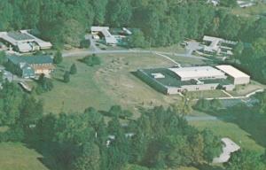 The Woods Schools , LANGHORNE , Pennsylvania, 50-60s