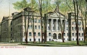 NY - Syracuse. High School