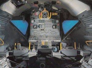 LUNAR Module Cockpit , 1960-70s