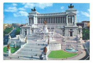 Italy Roma Altar of Nation Vittorio Emanuele Monument Chrome