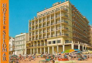 Spain Benidorm Hotel Selomar Avenida Virgen del Sufragio
