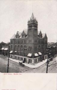 Illinois Elgin City Hall