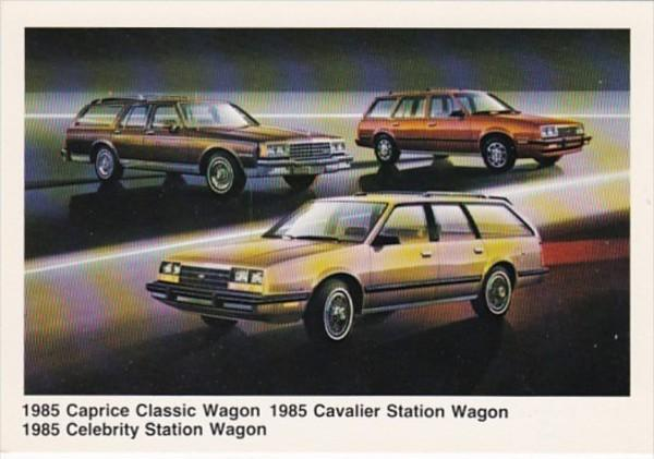 1985 chevrolet caprice classic wagon caprice station wagon celebbrity s hippostcard 1985 chevrolet caprice classic wagon