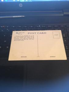 Vtg Postcard: Hotel El Tovar, Grand Canyon National Park AZ