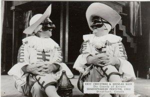 RP: STRATFORD, Ontario, Shakespearean Festival 1963, Comedy of Errors