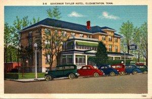 Tennessee Elizabethton Governor Taylor Hotel