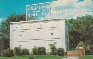 HIGH POINT, North Carolina, 1968; World's Largest Bureau, JAYCEES