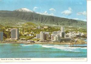 Postal 045053 : Puerto de la Cruz Tenerife Canary Islands