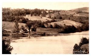 Vermont  Brookfield ,  Floating Bridge , RPC