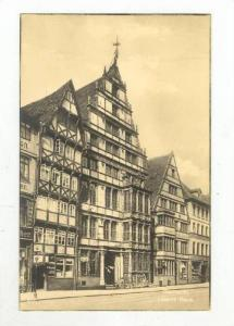 RP  Hannover, Germany, PU-1933, Leibniz-haus