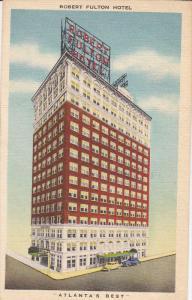 Robert Fulton Hotel, Atlanta's Best, Georgia, PU-1947