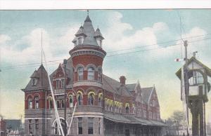 T. H. & B. Station, Hamilton, Ontario, Canada, 1900-1910s