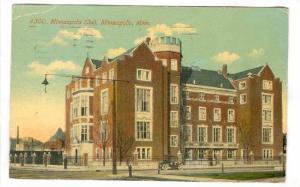 Minneapolis Club, Minnesota, PU-1911