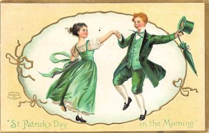 Artist Ellen Clapsaddle Saint Patrick's Day 1909