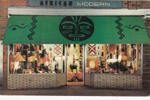 NEW YORK CITY , 1940-60s ; African Modern Art Store