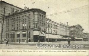 Canal Street  Grand Rapids MI Unused