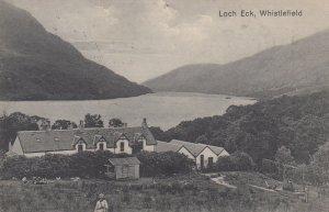 RP, TUCK: Loch Eck , WHISTLEFIELD , Scotland , 1916
