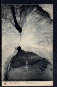 L'Entrée des Mysterleuses,Grotte de Han,Belgium BIN