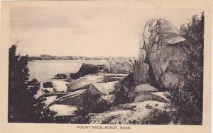The Pulpit Rock,Minot,Massachusetts,00-10s