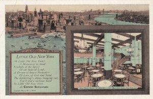 NEW YORK CITY, 1930s ; CARUSO Restaurant Version-2
