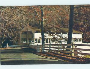 Unused Pre-1980 COVERED BRIDGE Valley Forge - Philadelphia Pennsylvania PA H7688