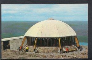 Scotland Postcard - The Ptarmigan Observation Restaurant, Cairngorms HM17