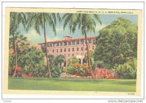Army and Navy Y.M.C.A. Building, Honolulu, Hawaii, 30-40s