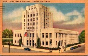California Long Beach Post Office Building 1943