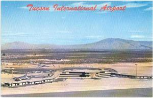 Tucson International Airport Tucson Arizona AZ, Chrome