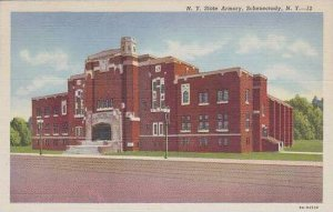 New York Schenectady N Y State Armory