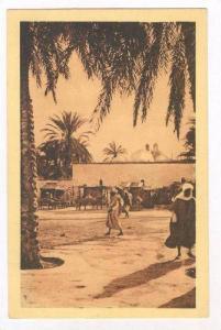 Petite Place, Touggourt, Africa, 1900-1910s