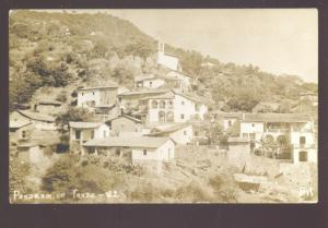 RPPC TAXTO MEXICO PANORAMA VIEW VINTAGE REAL PHOTO POSTCARD MEXICAN
