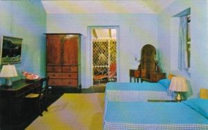 Barbados Island Inn Typical Bedroom With Private Bath