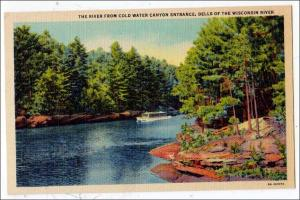 WI - Cold Water Canyon, The Dells
