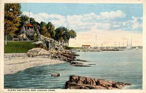 CT - New London. Along the Shore