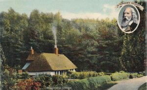 Somersby, Lincolnshire , England , 1913 ; Home of the Northern Farmer ; #4