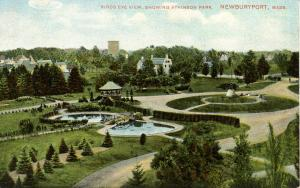 MA - Newburyport. Atkinson Park, Bird's Eye View
