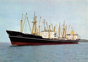 MS Asmara East Asiatic Co Ship Unused