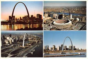 St Louis Arch -