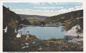 LONACONING , Maryland, 00-10s ; Reservoir