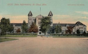 ST CLOUD , Minnesota, 1900-10s ; State REformatory