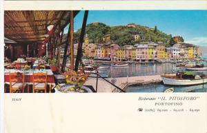 Ristorante Il Pitosforo Portofino Italy